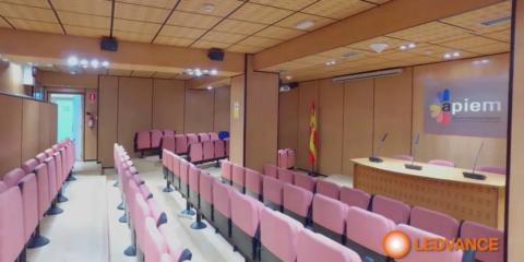 LEDVANCE: Vídeo sobre el proyecto de iluminación de las instalaciones de APIEM
