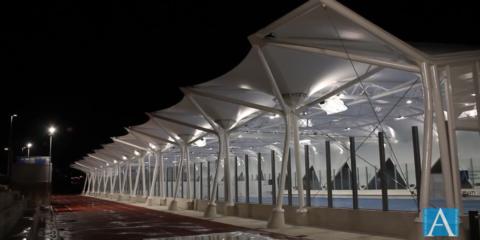 Vídeo LEDVANCE: Proyecto de iluminación en las instalaciones deportivas de la Universidad Europea del Atlántico