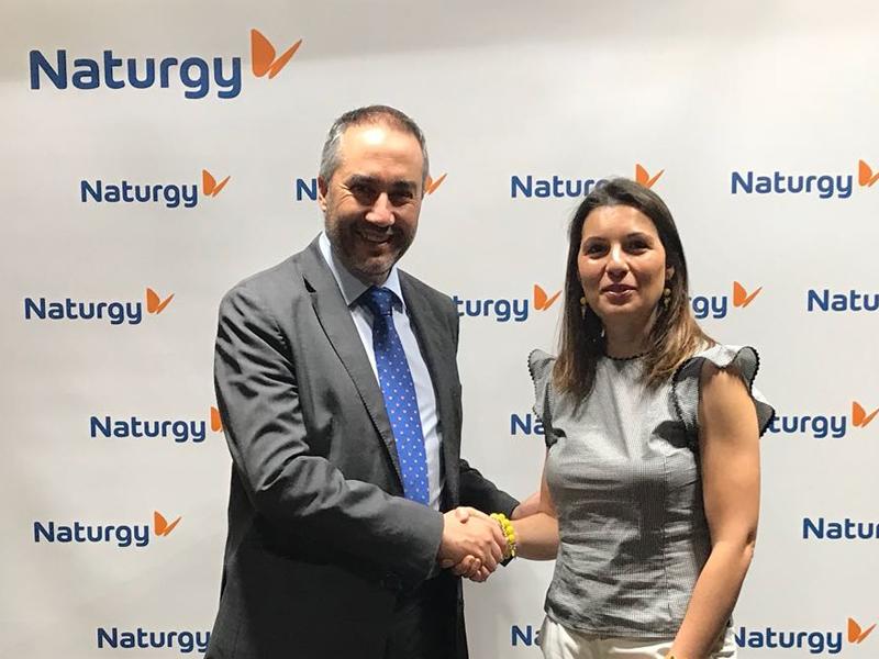 Acuerdo entre Natury y ATA.