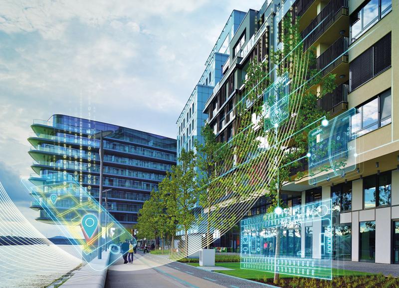 Siemens- Edificios- Control remoto.