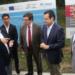 La Xunta de Galicia comienza a construir la red de calor con biomasa de Silleda