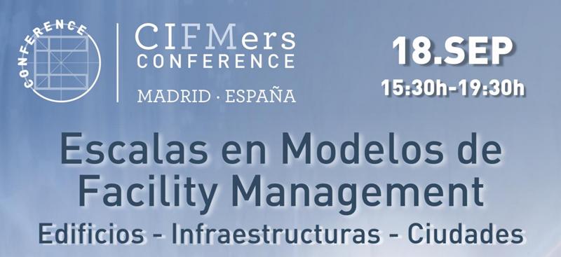 Cartel de la IV edición de Cifmers Conference