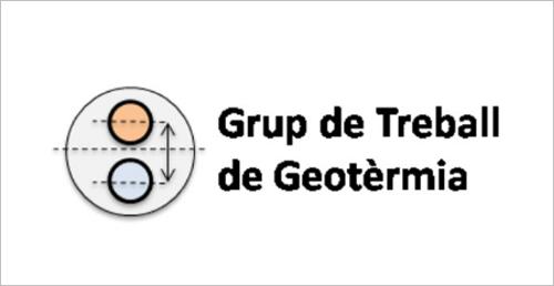 Imagen del logotipo del grupo de trabajo de geotermia