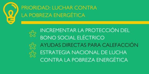 El Gobierno crea un bono social para la calefacción e incrementa la protección y facilita el acceso al eléctrico
