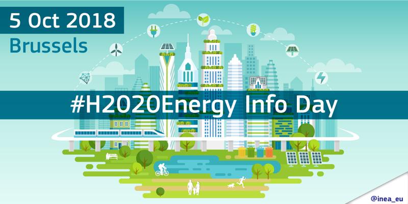 Imagen de la 'information day' de Horizon 2020