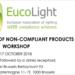 El sector de la iluminación, afectado por la venta de productos online fraudulentos