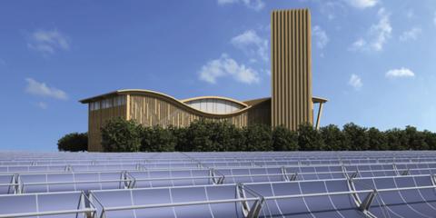 Acto de presentación del Proyecto Alcalá Eco Energías