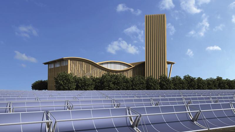 Proyecto Alcalá Eco Energía