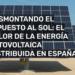 El autoconsumo aportaría a España 1.770 millones de euros al año en reducción de costes de combustibles, redes y CO2, según Greenpeace