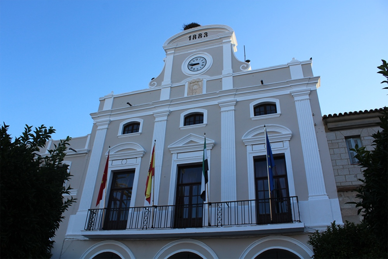 Fotografía del Ayuntamiento de Mérida.