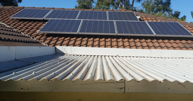 Instalacion fotovoltaica.