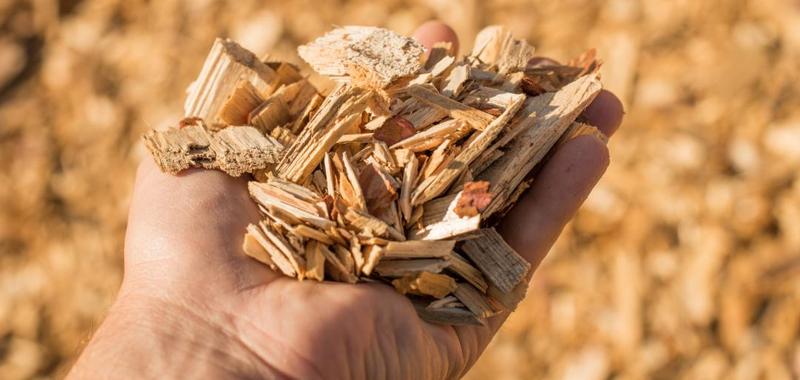 La Comunidad de Madrid subvenciona el cambio de calderas tradicionales por calderas con biomasa forestal en zonas rurales.