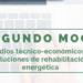 Rehabilite lanza el segundo curso gratuito sobre valoración técnico-económica de soluciones de rehabilitación energética