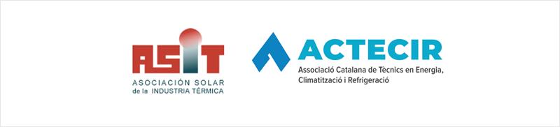 Actecir y Asit firman un convenio para ejercer acciones conjuntas en temas de interés del sector de las instalaciones