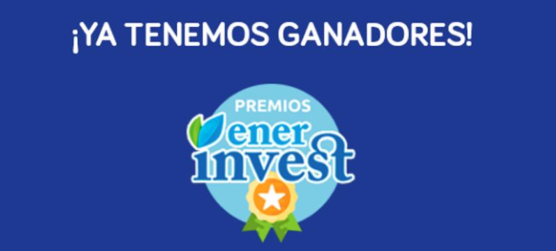 La Agencia Andaluza de la Energía, Eolpop y ECrowd, ganadores de los premios Enerinvest