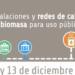 """El Congreso """"Instalaciones y redes de calor con Biomasa para Uso Público"""" se celebrará en Cuenca en diciembre"""