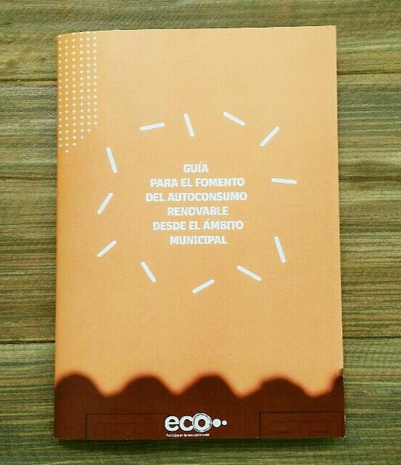 """ecooo actualiza la """"Guía práctica para el fomento del autoconsumo renovable desde el ámbito municipal"""""""