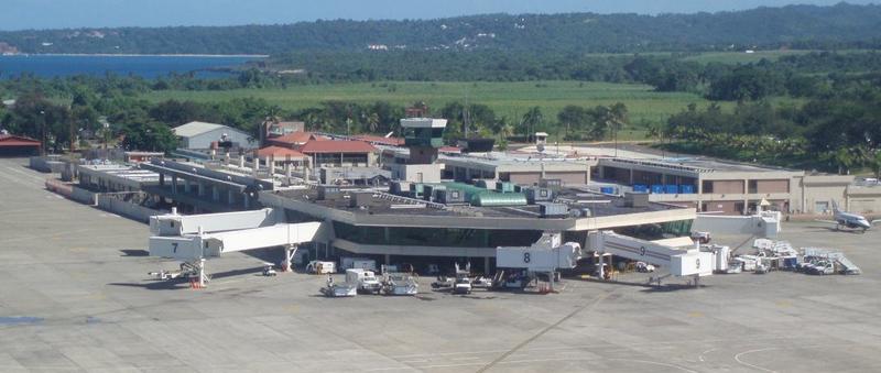 Aeropuerto Internacional General Gregorio Luperón.