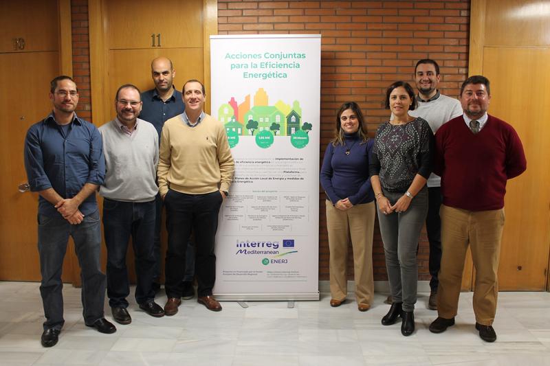La FAMP define las actuaciones que se incluirán en la Red de la Energía de los Municipios de Andalucía