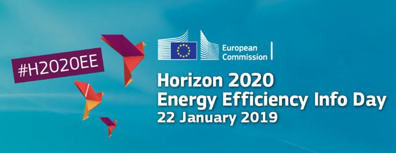 Convocatoria Horizon 2020 Energy Efficiency Info Day.