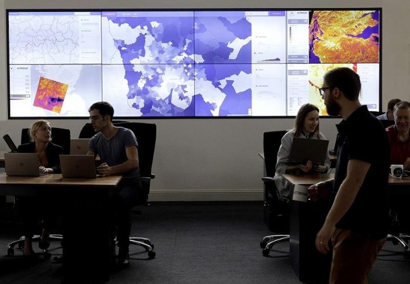 Proyecto para detectar zonas que sufren pobreza energética a través de satélites.