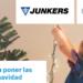 Junkers lanza una campaña para incentivar la instalación de calderas de condensación hasta el 30 de noviembre