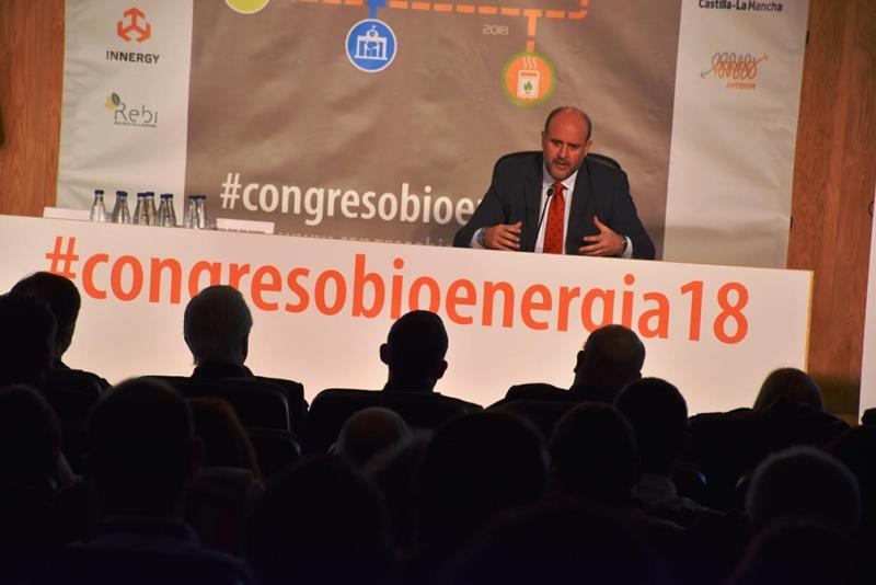 Castilla-La Mancha quiere que los edificios públicos autonómicos tengan agua caliente y calefacción de biomasa