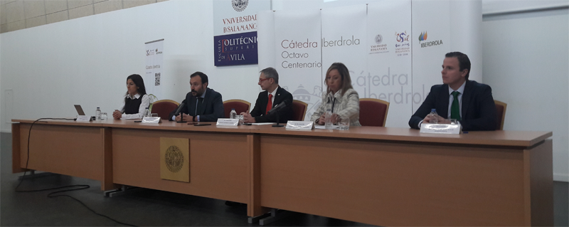La Cátedra Iberdrola VIII Centenario presenta los resultados de su primer año