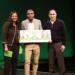 Un invernadero fotovoltaico orgánico gana los premios Go Green in the City de Schneider Electric