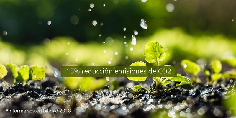 Tetra Pak reduce un 13% sus emisiones de CO2 desde 2010 y pretende alcanzar el 100% en 2030.