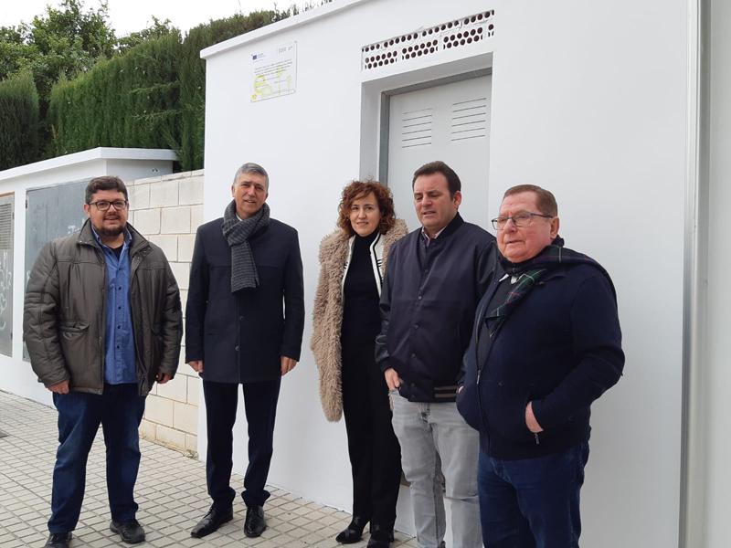 Bellreguard reducirá su factura energética en 52.000 euros al año gracias al cambio del alumbrado público
