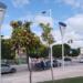 Farolas de energía fotovoltaica dan luz a Molina de Segura como parte de la demostración de un proyecto europeo