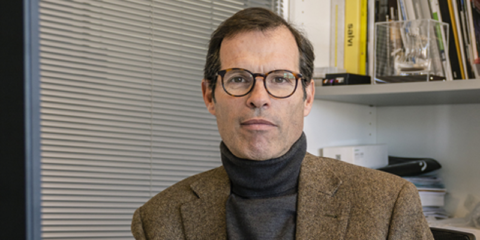 Francisco Cavaller, director de Proyectos de Salvi Lighting Barcelona