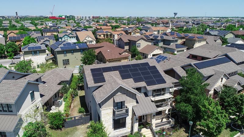Mil millones de imágenes satelitales para identificar todos los paneles solares de EEUU