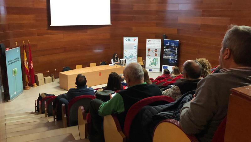 Reducir el consumo de energía en edificios municipales, el reto europeo al que se suma el Ayuntamiento de Murcia