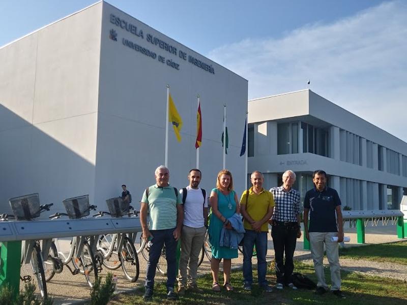 La Universidad de Cádiz pone en marcha el proyecto YESclima que formará a jóvenes desempleados en materia de gestión energética