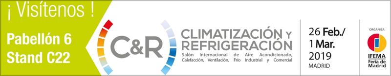 """La """"Experiencia Walter"""" y la gama UTA para el sector terciario de Aldes estarán expuestas en el Salón de la C&R en Ifema"""