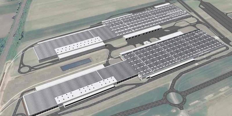 La instalación fotovoltaica más grande de Europa se localizará en dos centros logísticos de Audi