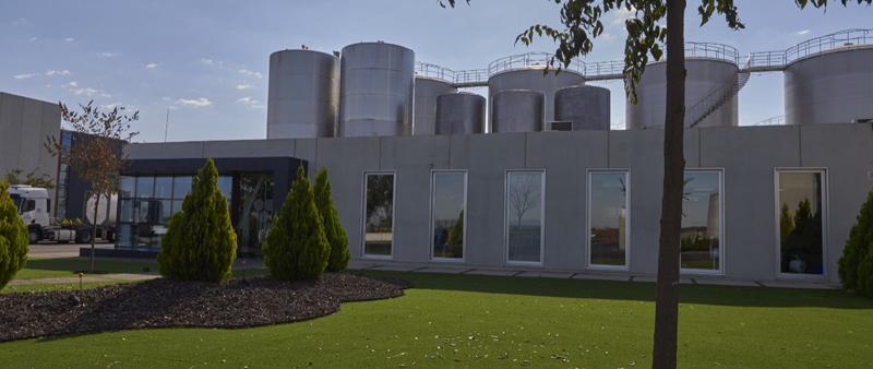 Inversión de 2 millones de Alvinesa Natural Ingredients para instalar una planta fotovoltaica de autoconsumo en Ciudad Real