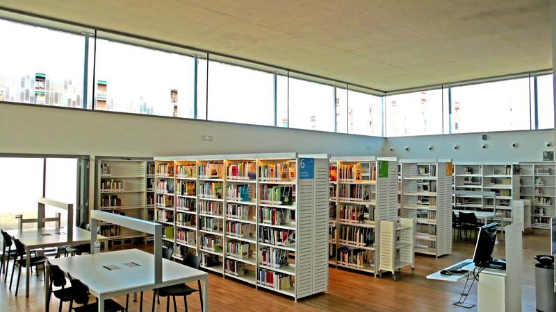 Un total de 16 bibliotecas madrileñas ahorraron 30.000 euros en 2018 gracias al Sistema de Gestión de la Energía