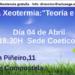 Acluxega organiza en Santiago de Compostela una jornada gratuita sobre teoría y casos prácticos de geotermia