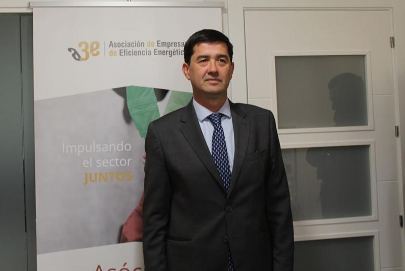 Javier Mañueco, nuevo presidente de Asociación A3e.