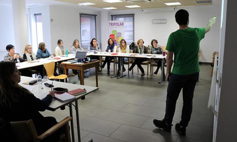 Taller del Plan Integral contra la Pobreza Energética del Ayuntamiento de Torrent.