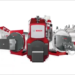 Componentes industriales para calderas: Sistema de control de caldera BCO de Bosch