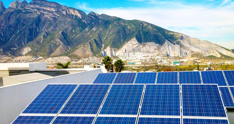 Techo solar, autoconsumo fotovoltaico.