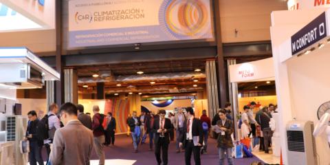 Climatización y Refrigeración 2019 potencia la apuesta del sector por la innovación y la eficiencia energética