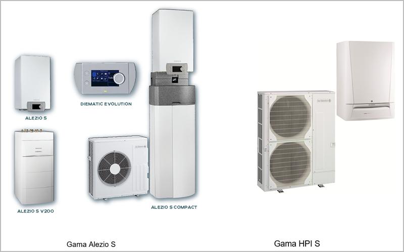 De Dietrich evoluciona sus gamas de bombas de calor aire/agua mejorando sus prestaciones y estética, e incorporando la novedosa regulación Diematic Evolution.