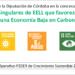 Diputación de Córdoba convoca subvenciones para favorecer el paso a la economía baja en carbono de entidades locales