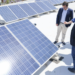 La planta fotovoltaica de autoconsumo de Eléctrica de Cádiz ahorra 7,3 toneladas de CO2 en su primer año