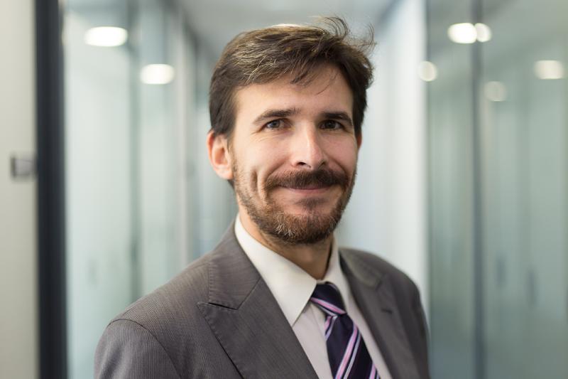 Fernando García, coordinador del Proyecto EnerInvest.